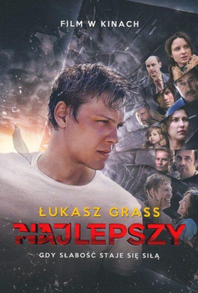 Łukasz Grass - Najlepszy Książka i film