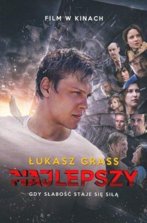 Łukasz Grass Książka Najlepszy Gdy Słabość staje się siłą